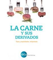 La carne y sus derivados. Tipos, propiedades, etiquetado
