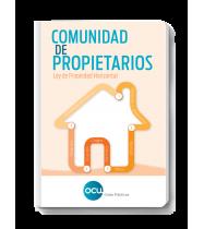 Ebook Comunidad de propietarios. Ley de Propiedad Horizontal