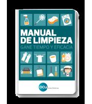 Ebook Manual de limpieza. Gane tiempo y eficacia