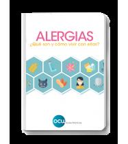 Ebook Alergias. ¿Qué son y cómo vivir con ellas?