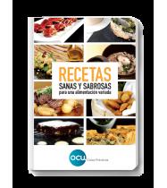 Ebook Recetas sanas y sabrosas para una alimentación variada