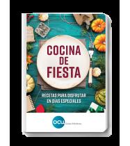 Ebook Cocina de fiesta. Recetas para disfrutar en días especiales